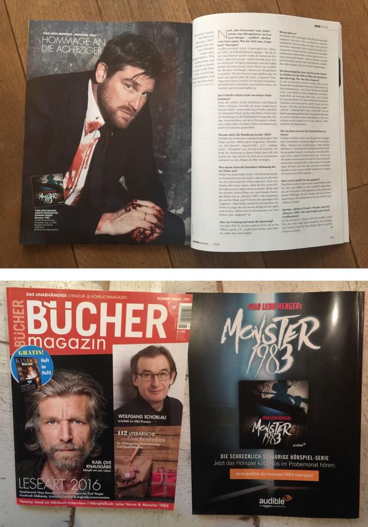 Ivar Leon Menger Bücher Magazin 2015