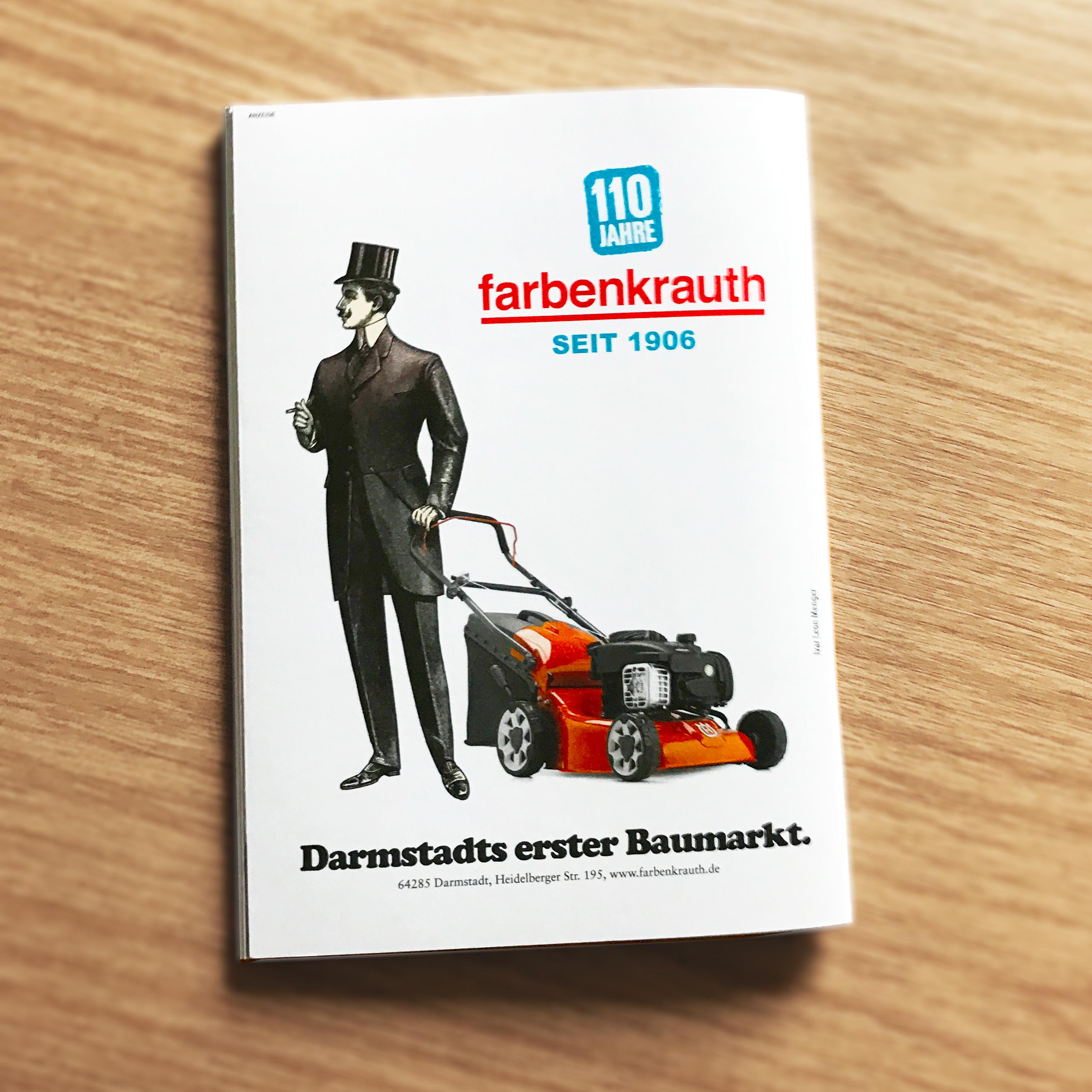Farbenkrauth Baumarkt seit 1906
